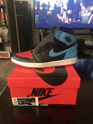 Nike Jordan 1 UNC To Chi size 12 women 10.5 men's new for Sale in San Diego, CA