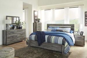 Caszenfeld Gray Panel Bedroom Set for Sale in Fairfax, VA