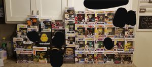 Funko pop lot for Sale in Houston, TX