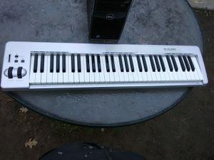 M Audio 61 key midi keyboard for Sale in Washington, DC