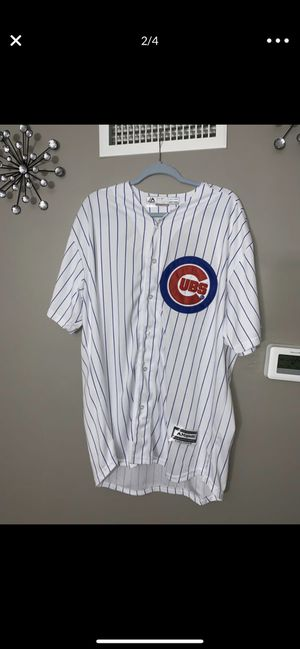 CHICAGO CUBS JERSEY SIZE 3X & XL for Sale in Chicago Ridge, IL
