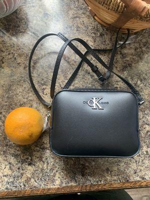 Small camera style Calvin Klein purse for Sale in Aurora, IL