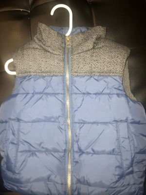 Tucker and Tate Puffy Vest for Sale in Bainbridge Island, WA