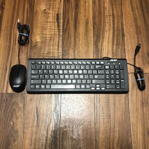 Acer Computer mouse and keyboard for Sale in Phoenix, AZ