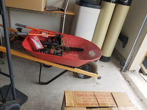 Free wheel barrel for Sale in Pflugerville, TX