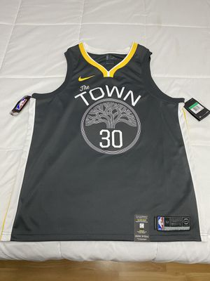 Nike Swingman Jersey Steph Curry for Sale in Culver City, CA