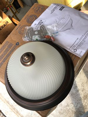 Ceiling light fixture for Sale in Florissant, MO