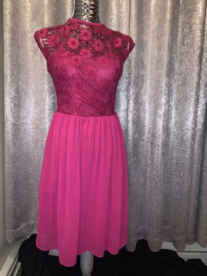 Hot Pink Mystic Dress for Sale in White Plains, NY