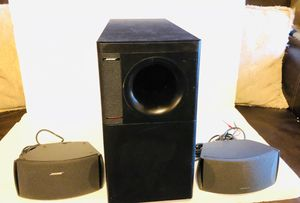 Bose Surround Sound Series 5 Home Theater Speaker System for Sale in Evans, GA