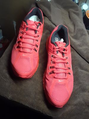 NIKE AIR MAX RED PRM VAPOR SIZE 11.5 for Sale in Wilmington, CA
