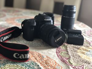 Canon EOS 80D for Sale in West Hartford, CT