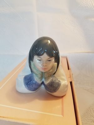 Lladro figurine 1298 Dreaming on the Ice for Sale in Sunrise, FL