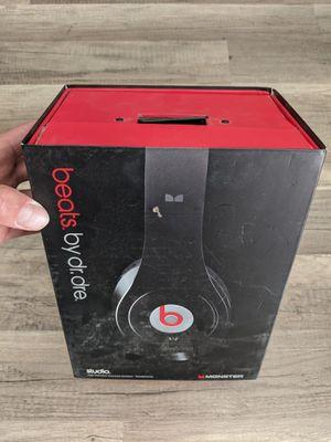 Beats by Dre Studio (first gen) for Sale in Phoenix, AZ