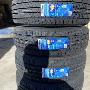 235/65R18 Supermax $380 Four Brand New Tires ( Installation & Balancing Included ) for Sale in Rialto, CA