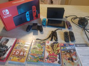 Nintendo switch for Sale in Oyster Bay, NY