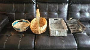 Baskets for Sale in Bel Air, MD