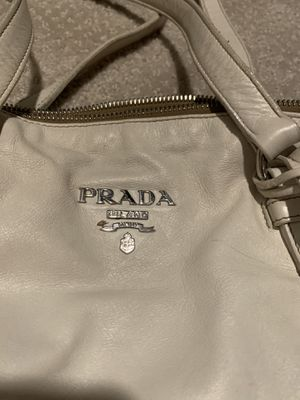 Prada hobo bag - beige for Sale in Denver, CO