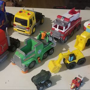 Car and Truck toy lot for Sale in Downey, CA