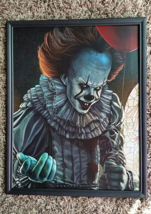 Pennywise picture for Sale in San Antonio, TX