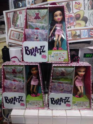 3 Create a Bratz Jade Sasha Meygan Dolls for Sale in Antioch, CA