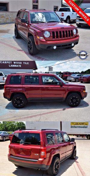 2015 Jeep Patriot sport !! $800 down !! 52xxx miles for Sale in Dallas, TX