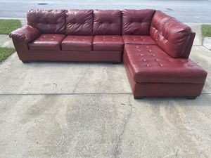 Red Sectional for Sale in Auburndale, FL
