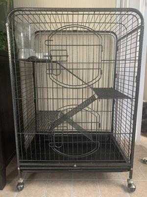 Cage: small animal, ferret, chinchilla, rat, bunny, sugar glider for Sale in Miami, FL
