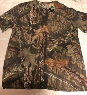 Hunting Camo Men's T-Shirt for Sale in Wantagh, NY