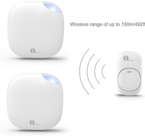 Wireless doorbell with 2 receivers brand new for Sale in Randolph, MA