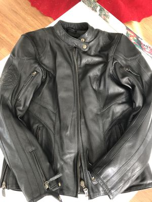 Indian Motorcycles woman's leather jacket size S for Sale in Oakland Park, FL