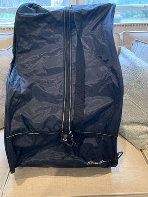 Eddie Bauer Car Seat Airlines Travel Bag - pick up in Southlake for Sale in Southlake, TX