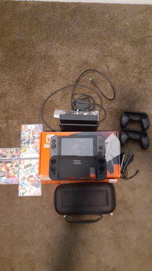 Nintendo switch bundle for Sale in Glendale, AZ