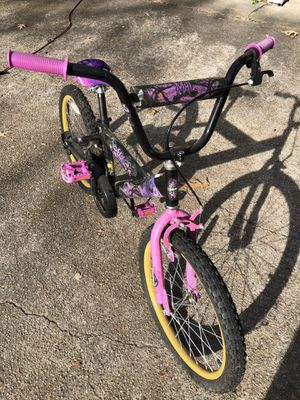 "Girl's 20"" bike. Descendants Mal for Sale in Virginia Beach, VA"