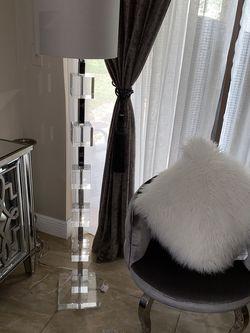 Decorative Floor Lamp $80 for Sale in Miami,  FL