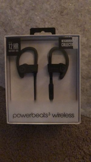 Powerbeats 3 wireless for Sale in Roseville, MN
