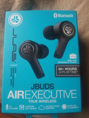 Jlab jbuds air executive . Wirless earbuds. for Sale in Lodi, CA