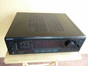 Sony receiver..vintage..near mint!! Sounds awesome..great phono for records!! for Sale in Miami, FL