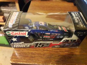 Lionel John Force 15X 1:64 car for Sale in Charlotte, NC