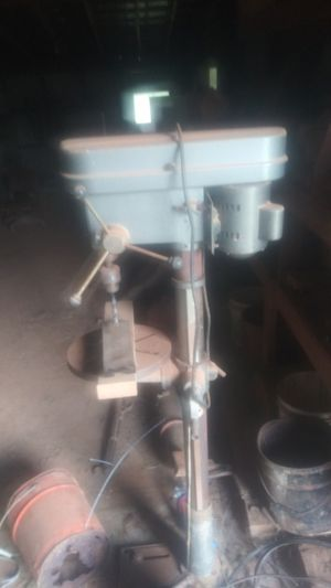 3/4 hp 16 speed floor mount drill press for Sale in Belton, SC