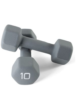 Two 10 lbs Dumbbells for Sale in Bethesda, MD