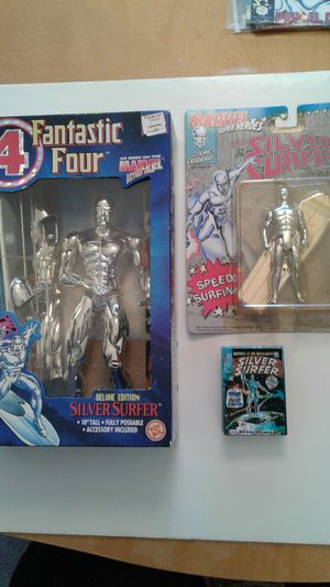 Silver Surfer Collections for Sale in Inverness, FL