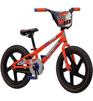 New Unopened Mongoose Stun Freestyle BMX Bike with Mag Wheels for Kids for Sale in McKinney, TX