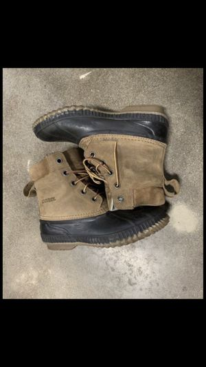 Men's Sorel Duckboot sz 9.5 for Sale in Dallas, TX