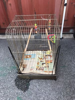 Bird big cage for Sale in Brooklyn, NY