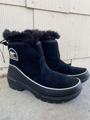 Sorel Boots Womens Size 9 Worn Once for Sale in Millcreek, UT