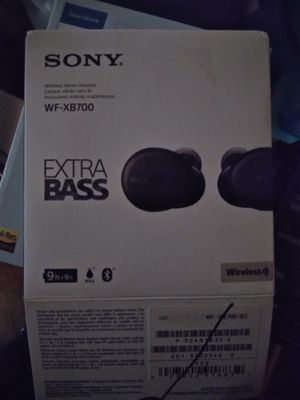 Sony earbuds for Sale in Bowie, MD