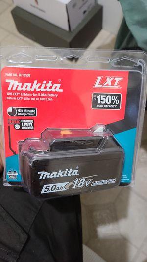 Makita 18v lxt for Sale in New York, NY
