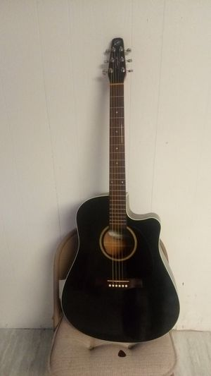 Acustic electric guitar for Sale in Channelview, TX
