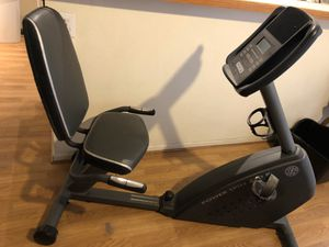 Gold gym recumbent bike for Sale in Huntington Beach, CA