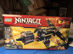 Lego Ninjago/Boulder Blaster for Sale in Grand Island, NY